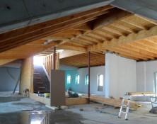 Arbeitsbeispiel – Dachgeschossausbau